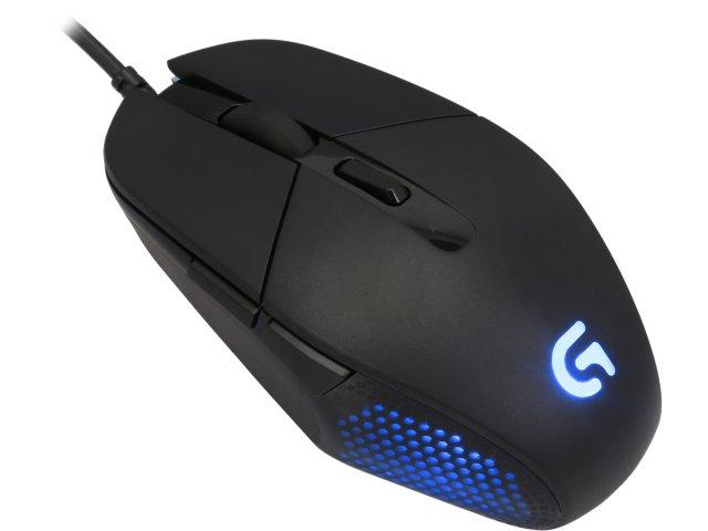 Logitech G302 Daedalus Prime Moba Gaming Mouse $24.99 + Free Shipping @ Newegg