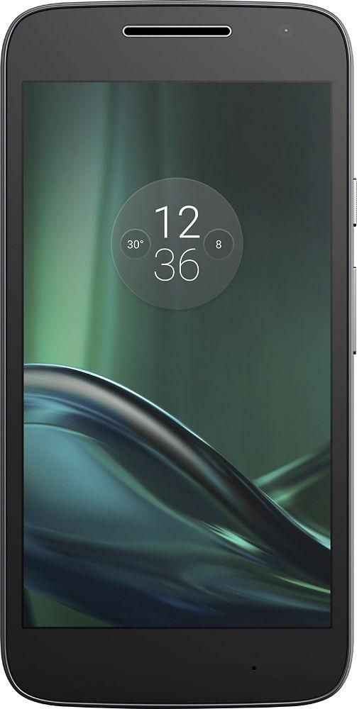 16GB Motorola Moto G4 Play Verizon Wireless Prepaid 4G LTE No-Contract Smartphone $37.99 + Free Shipping @ Best Buy