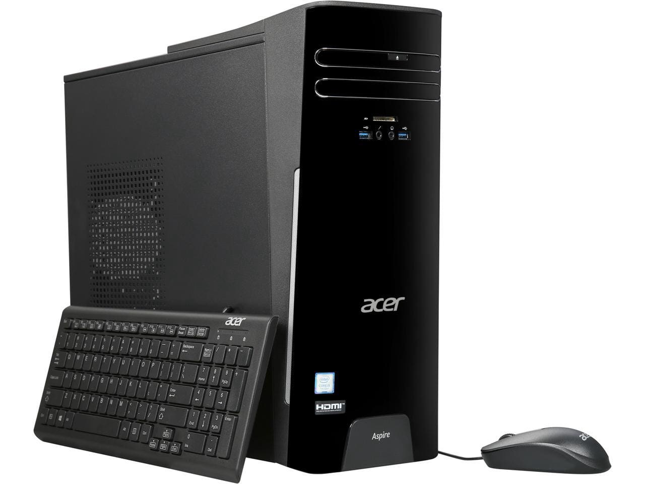 Acer Aspire TC-780 Desktop PC: Intel Core i5-7400, 16GB DDR4, 256GB SSD, Win 10 $529.99 + Free Shipping @ Newegg