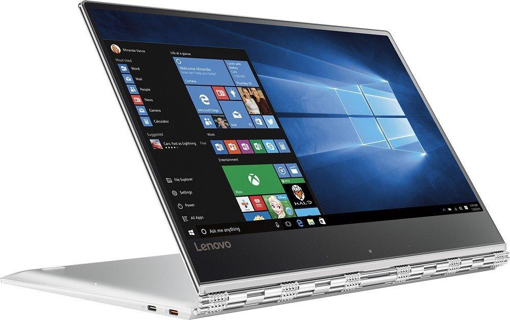 "Lenovo Yoga 910 2-in-1 Laptop: Intel Core i7-7500U, 14"" 1080p IPS Touchscreen, 8GB DDR4, 256GB SSD, Backlit Keyboard, Win 10 $949.99 (Open Box $779-$807) + Free Shipping @ Best Buy"