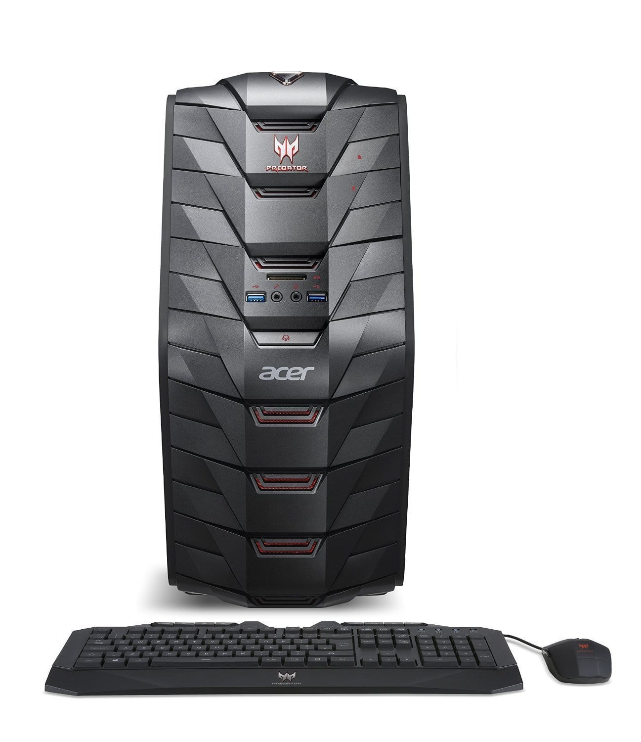 Acer Predator Desktop PC: Intel Core i5-6400, 8GB DDR4, 128GB SSD + 1TB HDD, GTX 1060, Win 10 $749.99 + Free Shipping / Free Pickup @ Walmart