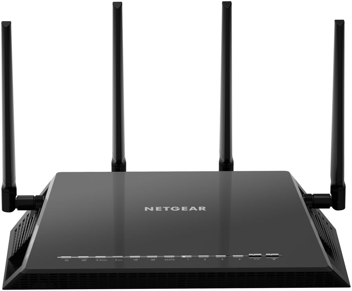 Netgear Nighthawk X4 AC2350 Dual-Band WiFi Gigabit Router ...