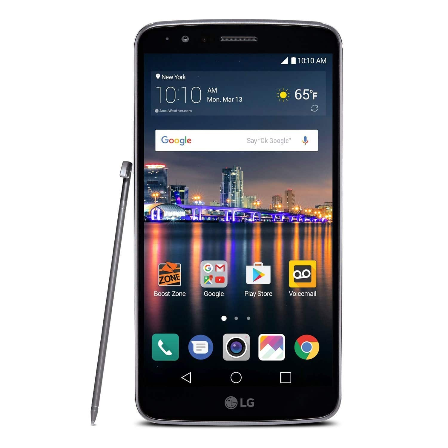 16GB LG Stylo 3 Boost Mobile Prepaid Smartphone $109.99 & More + Free Shipping @ Newegg