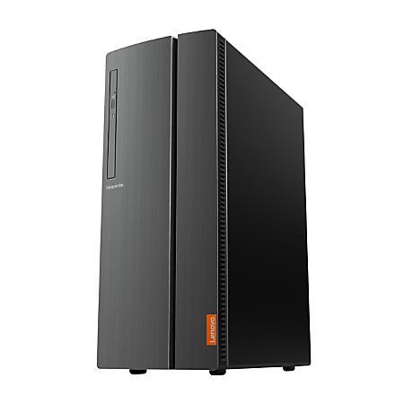 Lenovo IdeaCentre 510A Desktop PC: AMD A12-9800 Quad-Core, 12GB DDR4, 1TB HDD, Radeon R7, Win 10 $399.99 + Free Shipping / Free Pickup @ Office Depot