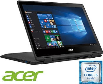 "Acer Spin 5 2-in-1 Laptop: Intel Core i5-8250U, 13.3"" 1080p IPS Touchscreen, 8GB DDR4, 256GB SSD, Win 10 $699.99 + $14.95 S&H @ Costco"