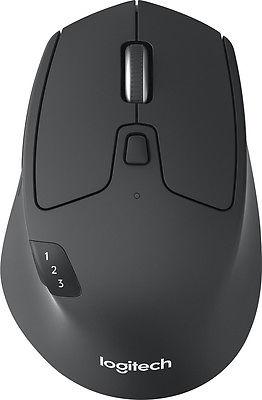 Logitech M720 Triathlon Multi-Device Wireless Mouse $24.99 + Free Shipping @ Office Depot