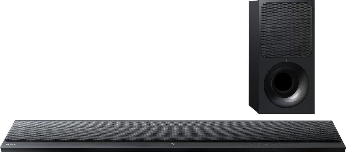 Sony Ht Ct390 2 1 Channel Sound Bar W Bluetooth Wireless Subwoofer See Deal