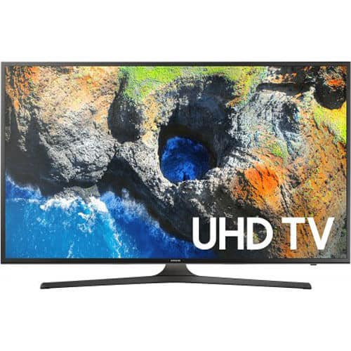 "55"" Samsung UN55MU6300 4K UHD HDR Smart LED HDTV (2017 Model) $568.36 AC  + Free Shipping @ eBay"