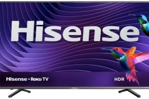 "65"" Hisense 65R6D 4K UHD HDR Roku Smart LED HDTV (2017 Model) $598 + Free Shipping @ Sam's Club"
