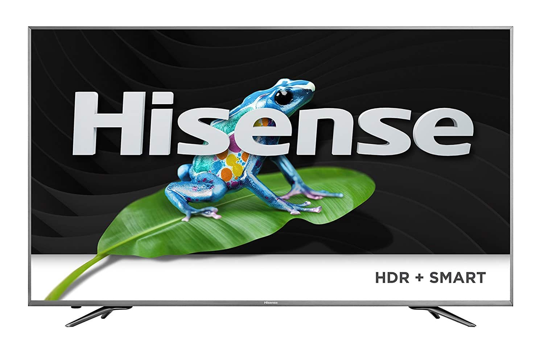 "55"" Hisense 55H9D Plus 4K UHD 120Hz HDR Smart LED HDTV (2017 Model) $599.99 + Free Shipping @ Best Buy"