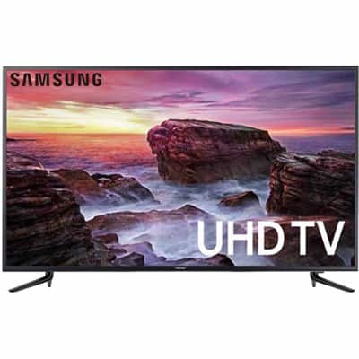 "58"" Samsung UN58MU6100 4K UHD HDR Smart LED HDTV (2017 Model) $549.97 + Free Shipping / Free Store Pickup @ PC Richard & Son"