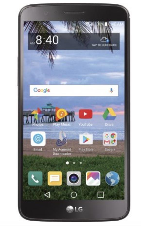 16GB LG Stylo 3 Straight Talk Prepaid Smartphone $49.99 + Free Shipping @ Walmart