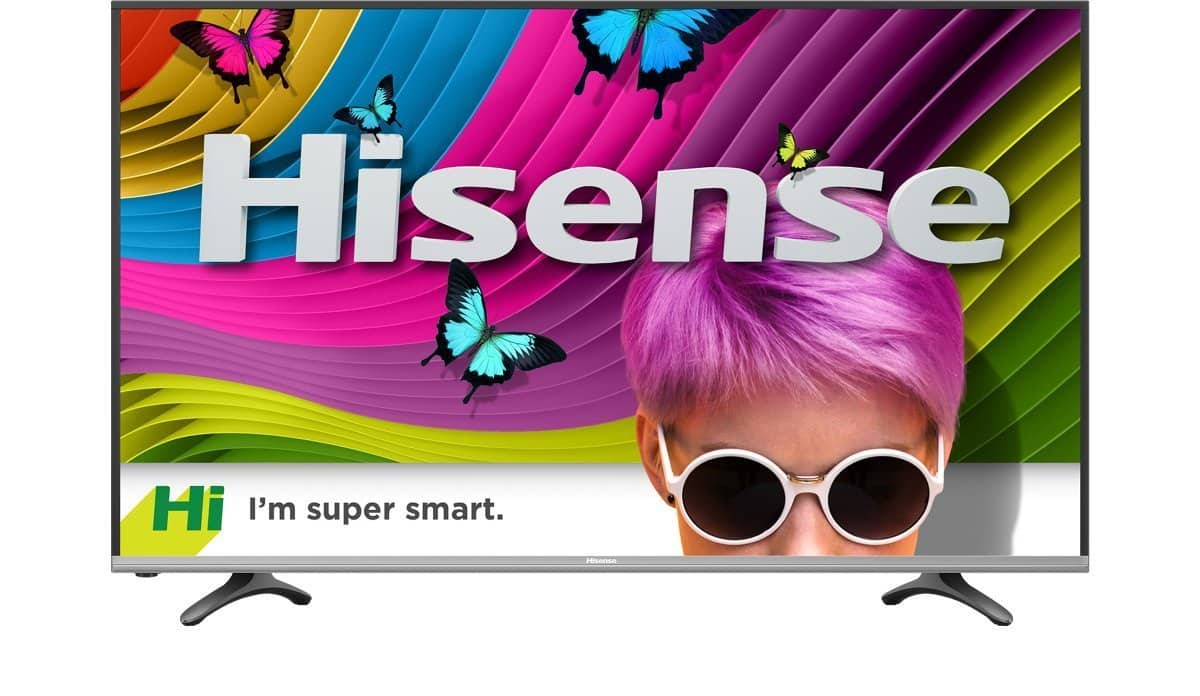 "55"" Hisense 55H8050D 4K UHD HDR Smart LED HDTV (2017 Model) $398 + Free Shipping @ Sam's Club"