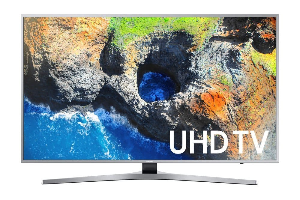 "55"" Samsung UN55MU7000 4K UHD HDR Smart LED HDTV (Refurbished) $475 + Free Shipping @ Walmart"