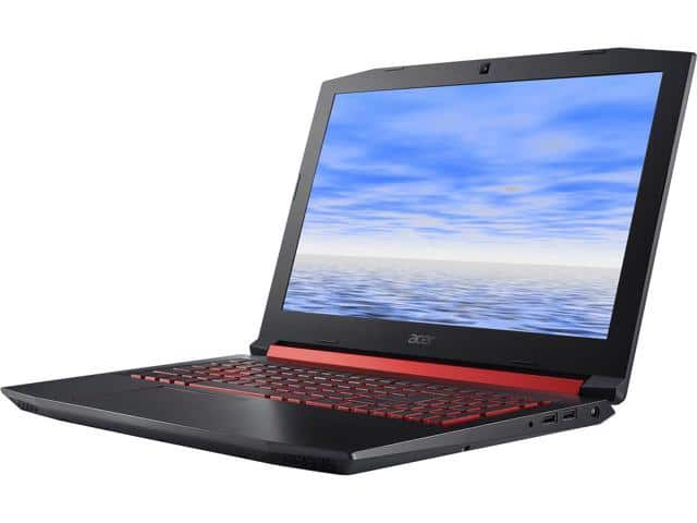 "Acer Nitro 5 Laptop: Intel Core i5-7300HQ, 15.6"" 1080p IPS, 8GB DDR4, 1TB HDD, GTX 1050 4GB, Win 10 $649.99 AC + Free Shipping @ Newegg"