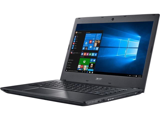 "Acer TravelMate 14"" Laptop: Intel Core i5, 8GB/500GB, Win10 Pro $379.99 AC + Free Shipping @ Newegg"