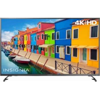 "43"" Insignia 4K UHD Roku Smart LED HDTV $249.99, 50"" Insignia 4K $299.99 + Free Shipping @ Best Buy"