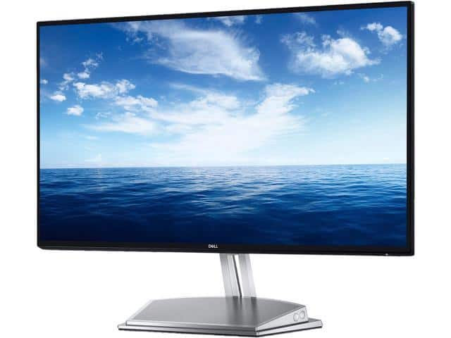 """24"""" Dell S2418H InfinityEdge 1080p IPS HDR FreeSync Monitor $130 + Free Shipping @ Newegg"""