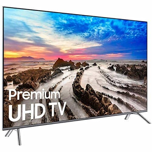 "65"" Samsung UN65MU800D Premium 4K UHD HDR Smart LED HDTV (Refurbished) $799.99 & More + S/H @ Walmart"