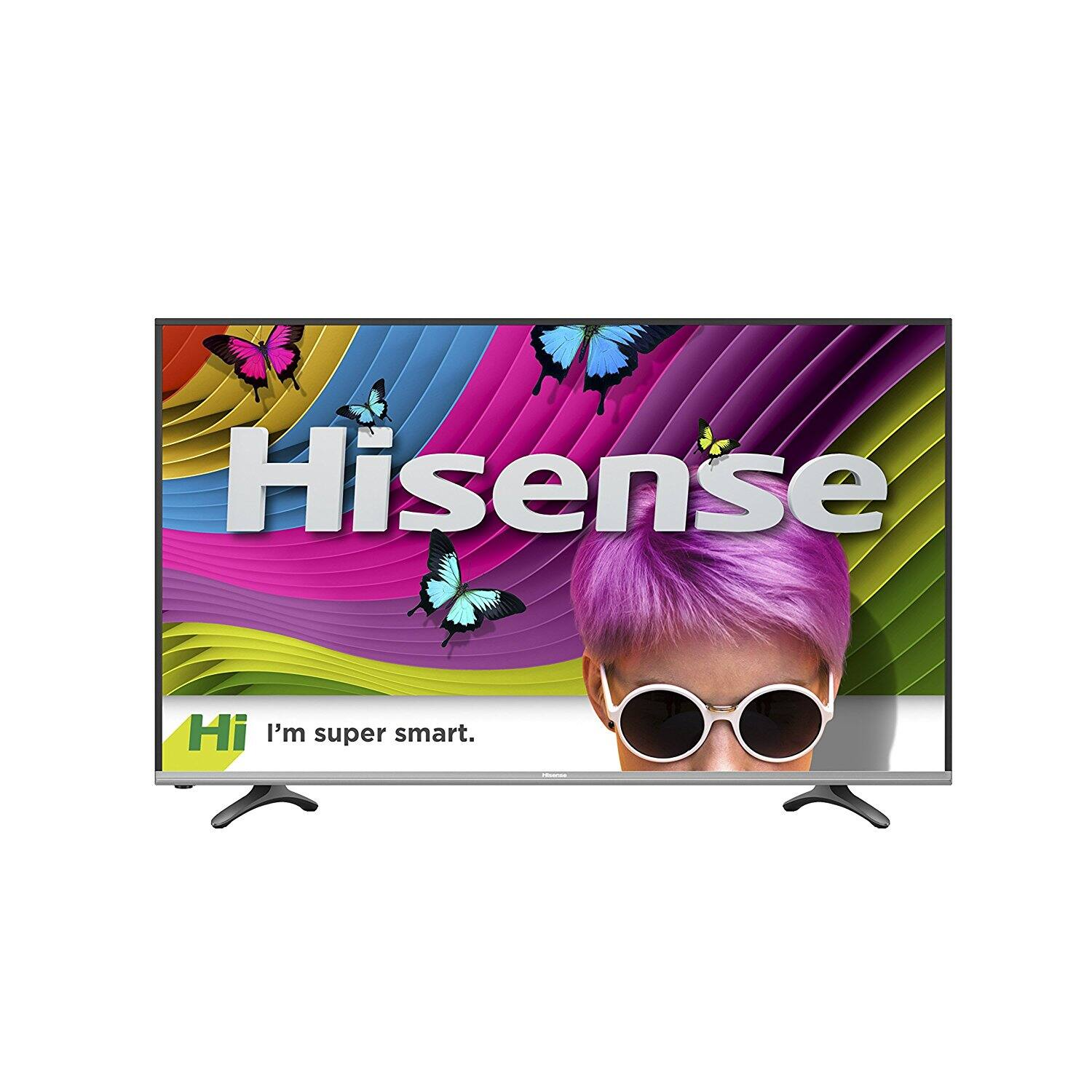 "65"" Hisense 65H8C 4K UHD HDR Smart LED HDTV $699.99 & More + Free Shipping @ Best Buy"