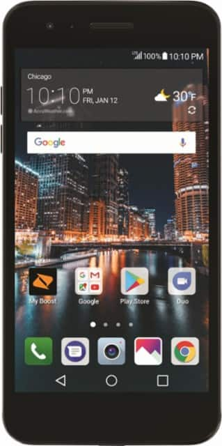 16GB LG Tribute Dynasty Boost Mobile Prepaid Smartphone $49.99 + Free Shipping @ Best Buy