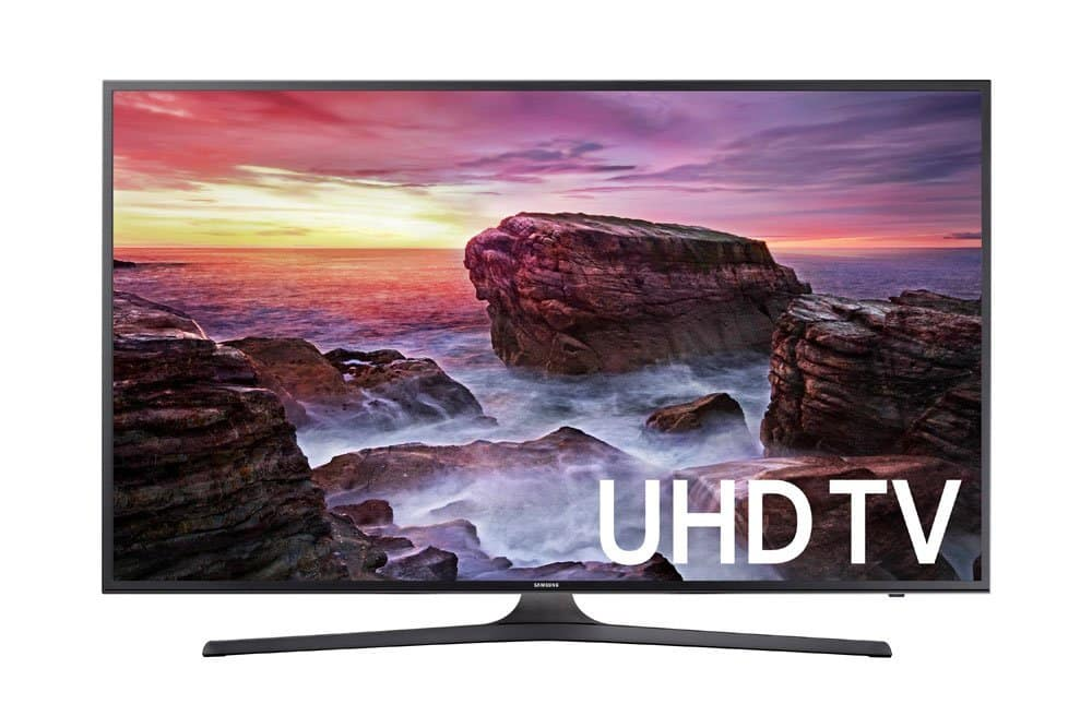 "40"" Samsung UN40MU6290 4K UHD HDR Smart LED HDTV $299.97 + Free Shipping @ PC Richard & Son"