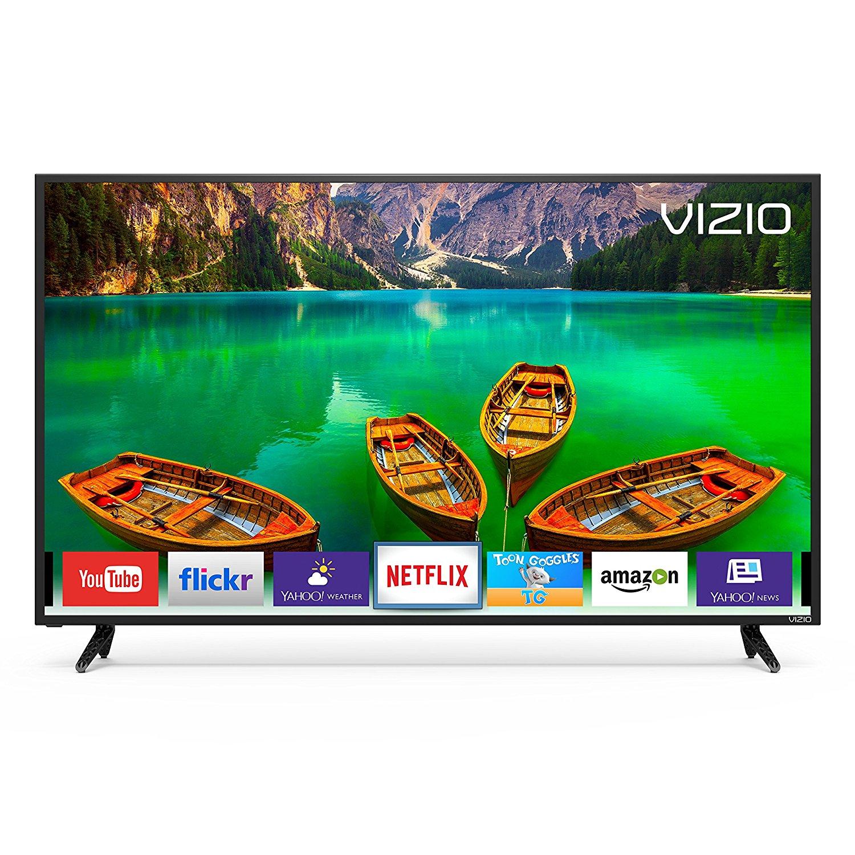 "50"" Vizio D50-E1  4K UHD Smart LED HDTV $348, 55"" Vizio D55-E0 $398 + Free Shipping @ Walmart"