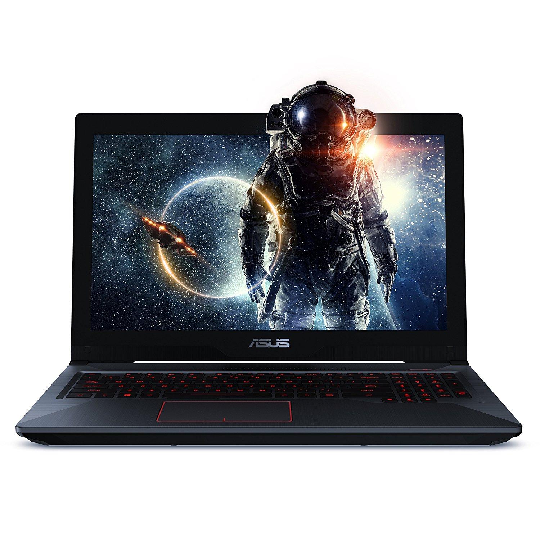 "Asus FX503 Laptop: Intel Core i7-7700HQ, 15.6"" 1080p, 8GB DDR4, 128GB SSD + 1TB HDD, GTX 1050 4GB, Win 10 $799 + Free Shipping @ Amazon"