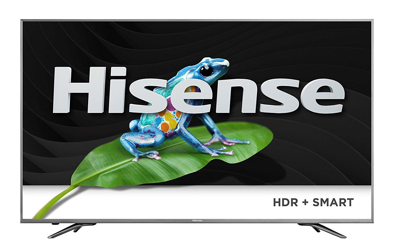 """55"""" Hisense 55H9D 4K UHD HDR Smart LED HDTV (2017 Model) $498 + Free Shipping @ Sam's Club"""