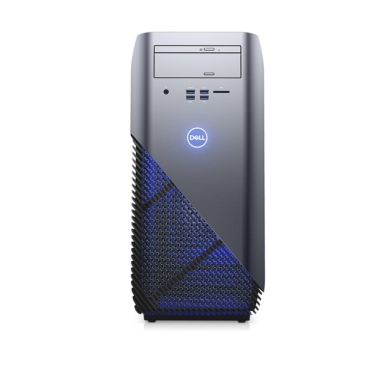 Dell Inspiron 5675 Desktop PC: Ryzen 5 1400, 8GB DDR4, 1TB HDD, RX 570 4GB, Win 10 $599.99 AC + Free Shipping @ Newegg