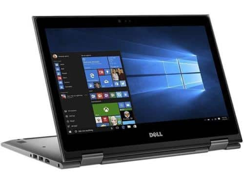 "Dell Inspiron 13 5379 2-in-1 Laptop: Intel Core i7-8550U, 13.3"" 1080p IPS Touchscreen, 8GB DDR4, 256GB SSD, Win 10 $649.99 AC + Free Shipping @ eBay"