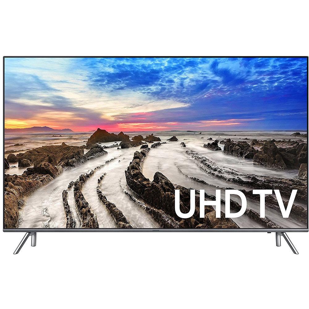 """55"""" Samsung UN55MU8000 4K UHD HDR Smart LED HDTV $678 + Free Shipping @ eBay"""