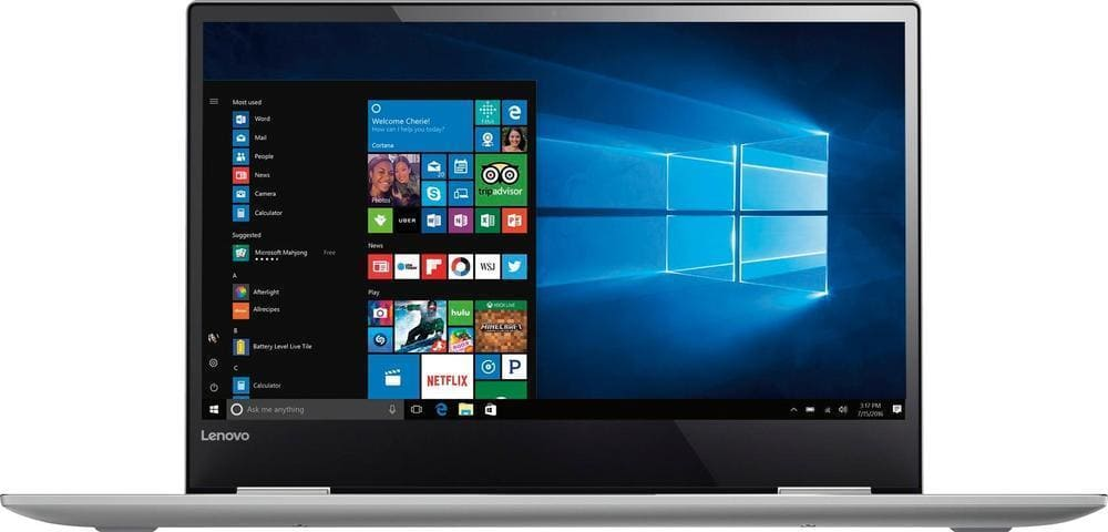 "Lenovo Yoga 720 2-in-1 Laptop: Intel Core i5-8250U, 13.3"" 1080p IPS Touchscreen, 8GB DDR4, 256GB SSD, Type-C, Win 10 $599.99 & More + Free Shipping @ Best Buy"