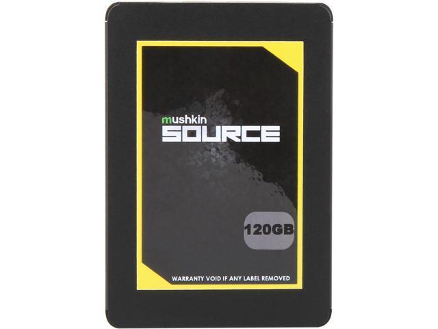 "120GB Mushkin Enhanced Source 2.5"" SATA III 3D TLC Internal SSD $34.99 + Free Shipping @ Newegg"