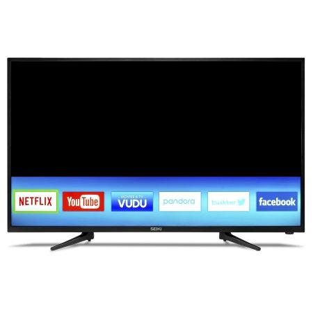 """49"""" Seiki SC-49UK700N 4K UHD Smart LED HDTV (2018) $219.99 + Free Shipping @ Walmart"""