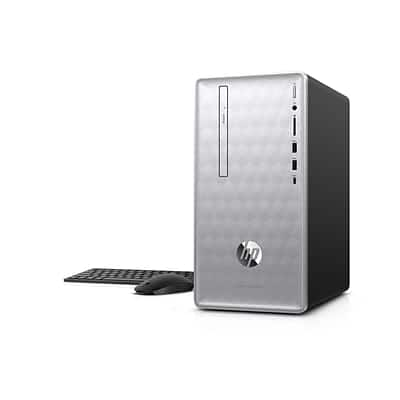 HP Pavilion 590-p0066 Desktop: Intel Core i5-8400, 12GB DDR4, 1TB HDD, Type-C, Win 10 $449.99 & More + Free Shipping @ Staples