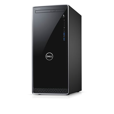 Dell Inspiron 3670 Desktop: Intel Core i5-8400, 8GB DDR4, 16GB Optane + 1TB HDD, Win 10 $489.99 & More + Free Shipping @ Staples