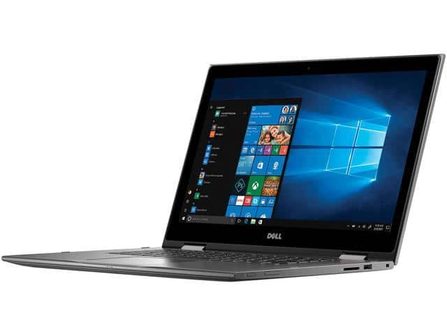 "Dell Inspiron 15 5000 2-in-1 Laptop: Intel Core i5-8250U, 15.6"" 1080p IPS Touchscreen, 8GB DDR4, 256GB SSD, Win 10 $549.99 + Free Shipping @ Newegg"