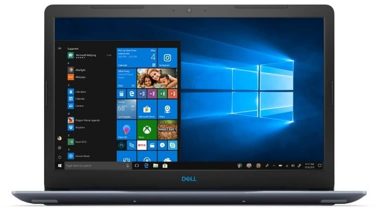 "Dell G3 17 Laptop: Intel Core i5-8300H, 17.3"" 1080p, 8GB DDR4, 128GB SSD + 1TB HDD, GTX 1060 6GB, Win 10 $849 + Free Shipping @ Microsoft Store"