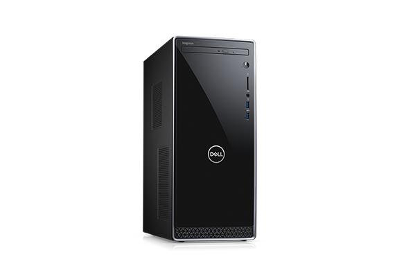 Dell Inspiron 3670 Desktop: Intel Core i3-8100 Quad-Core, 8GB DDR4, 1TB HDD, Win 10 $372.39 + Free Shipping @ Dell