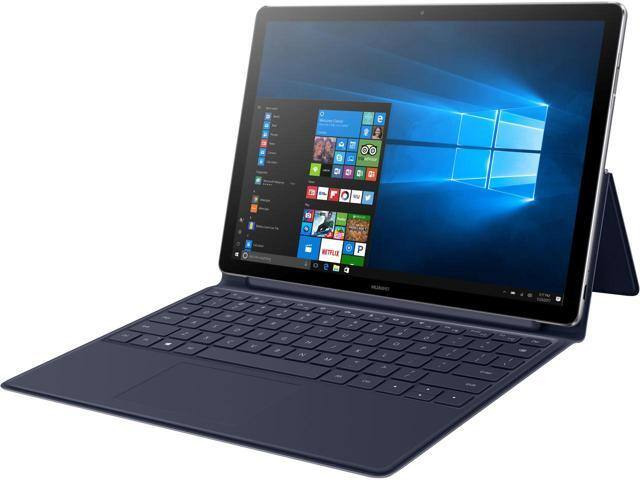 """Huawei MateBook E Signature Edition 2-in-1 Laptop: Intel Core m3-7Y30, 12"""" IPS Touchscreen, 4GB DDR3, 128GB SSD, Keyboard, Win 10 + $50 Gift Card $399.99 + Free Shipping @ Newegg"""