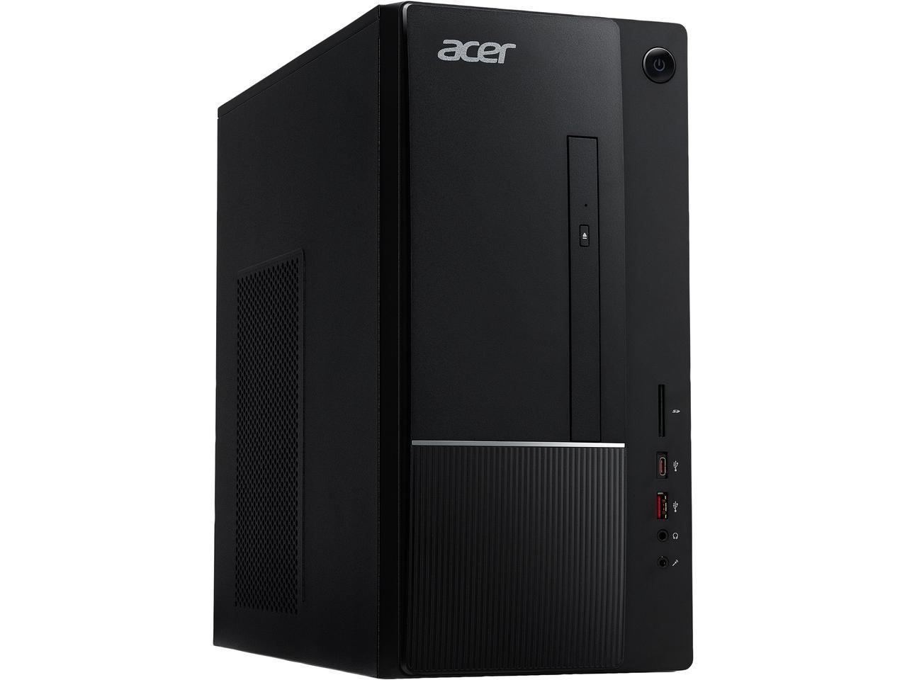 Acer Aspire T TC-865 Desktop: Intel Core i3-8100, 8GB DDR4, 1TB HDD, Type-C, Win 10 $344.99 w/ Masterpass Checkout + Free Shipping @ Newegg