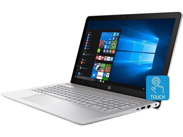 "HP Pavilion Laptop: Intel Core i5-8250U, 15.6"" 1080p IPS Touchscreen, 8GB DDR4, 256GB SSD, Type-C, Win 10 $524.99 w/ Masterpass Checkout + Free Shipping @ Newegg"