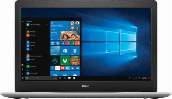"Dell Inspiron Laptop: Ryzen 5 2500U, 15.6"" 1080p Touchscreen, 8GB DDR4, 1TB HDD, Vega 8, Backlit Keyboard, Win 10 $479.99 + Free Shipping @ Best Buy"