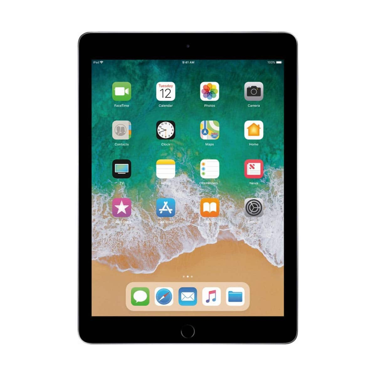 "32GB Apple iPad 9.7"" WiFi Tablet 6th Gen (2018) $289 + Free Shipping @ Staples"