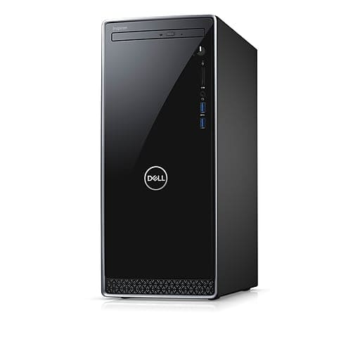Dell Inspiron 3670 Desktop: Intel Core i7-8700, 8GB DDR4, 16GB Optane + 1TB HDD, Win 10 $549.99 & More + Free Shipping @ Staples