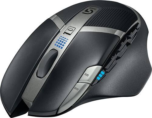 Logitech G602 Wireless Gaming Mouse $29.99 @ Best Buy / Amazon