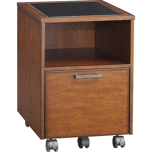 Whalen Astoria File Cart (Brown Cherry) $19.99 + Free Store Pickup @ Staples