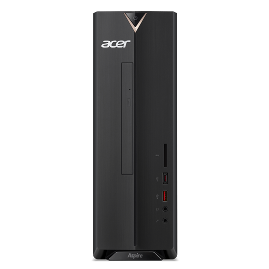 Acer Aspire XC-885-UR11 Slim Desktop: Intel Core i3-8100, 1TB HDD, 4GB DDR4, Type-C, Win 10 $299.99 + Free Shipping @ Staples