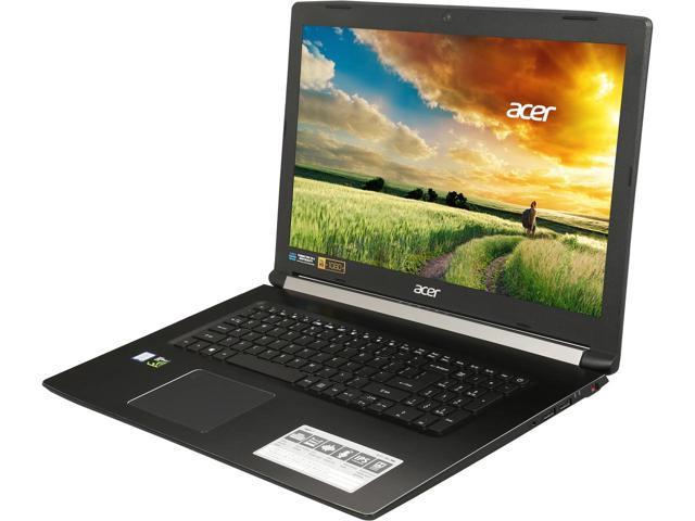 "Acer Aspire 7 Laptop: Intel Core i7-8750H, 17.3"" 1080p IPS, 16GB DDR4, 256GB SSD, GTX 1060 6GB, Win 10 $949.99 + Free Shipping @ Newegg"